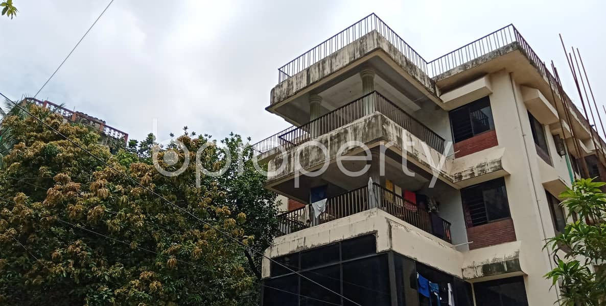 This 1300 Sq. ft Flat Which Is Available In 26 No. North Halishahar Ward For Rent Will Ensure Your Higher Quality Of Living