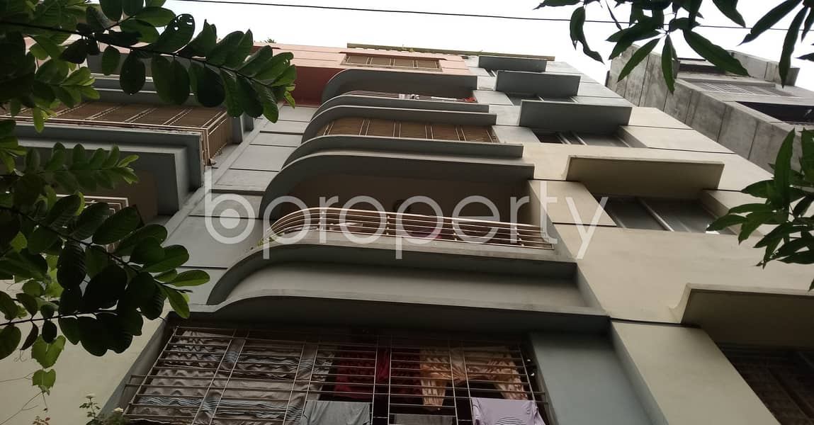 In An Urban Location And Reasonable Price, See This 3 Bedroom Flat Is Available For Rent In Mirpur DOHS .