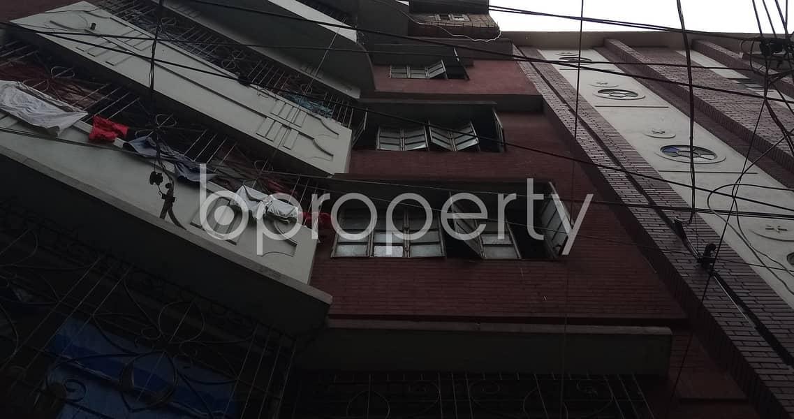 800 Square Feet Flat For Rent At Kalabagan