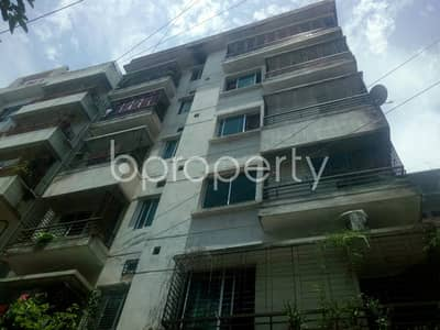 3 Bedroom Apartment for Rent in Mirpur, Dhaka - 900 Square feet well-constructed apartment is available in Borobag for rental purpose