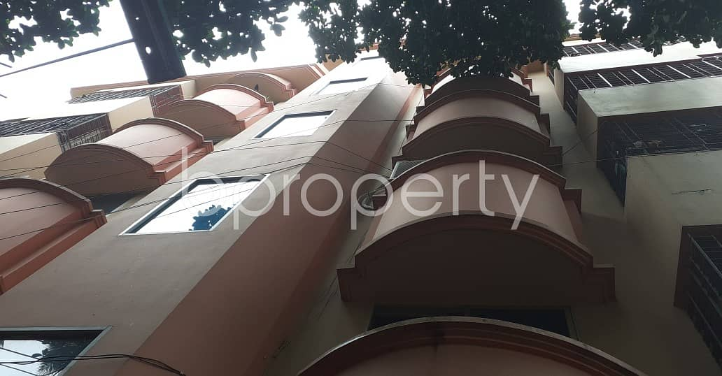 An Apartment Of 850 Sq. Ft For Rent Is All Set For You To Settle In Akbarshah Railway Colony.
