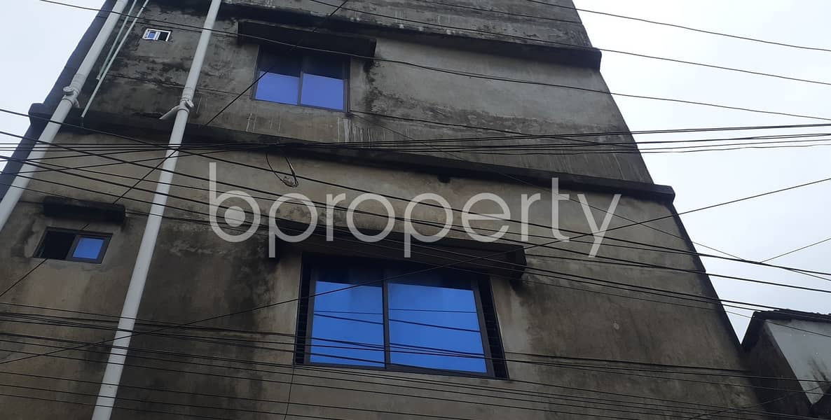 This Ready And Comfortable Apartment Is Up For Rent At 30 No. East Madarbari Ward.