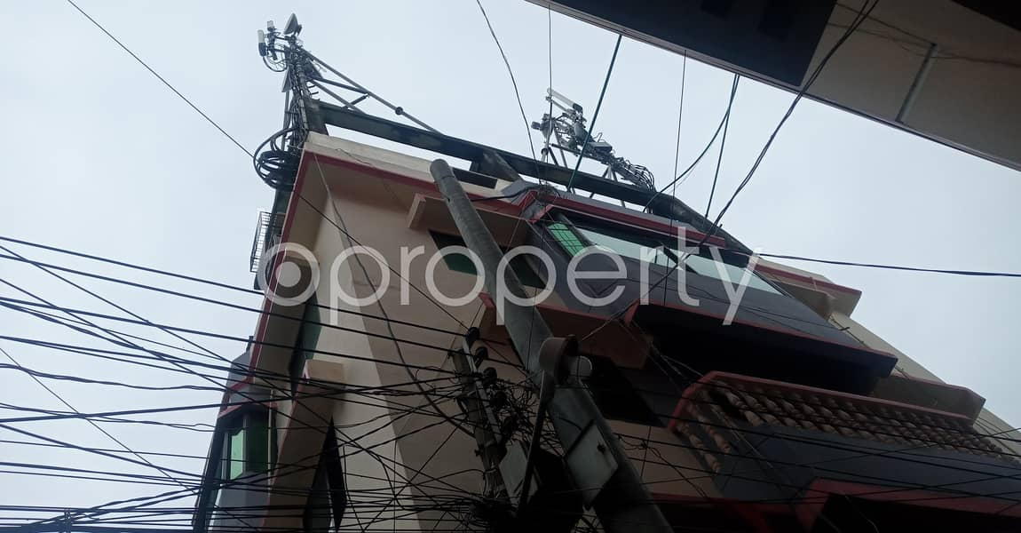 470 Sq. Ft Flat For Rent In 40 No. North Patenga Ward .