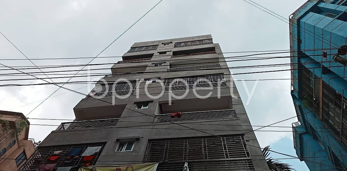 1100 Sq Ft Apartment Is Ready To Rent In Ibrahimpur
