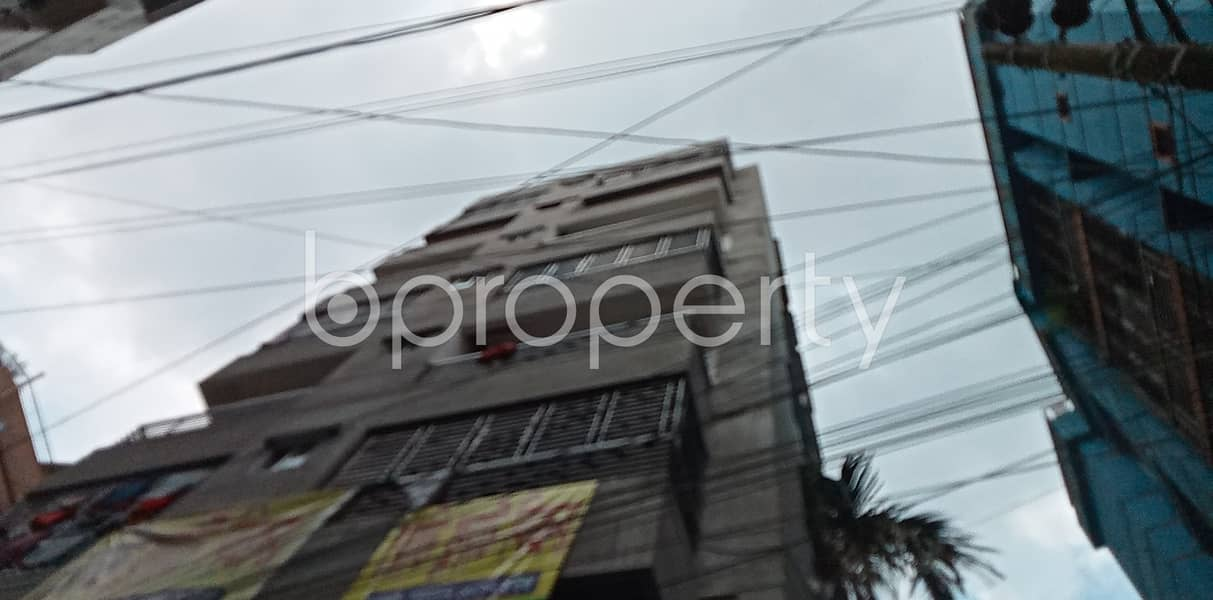 If You Are Looking For A Nice Residence In Ibrahimpur For Rent, See This Flat Of 1100 Sq Ft.