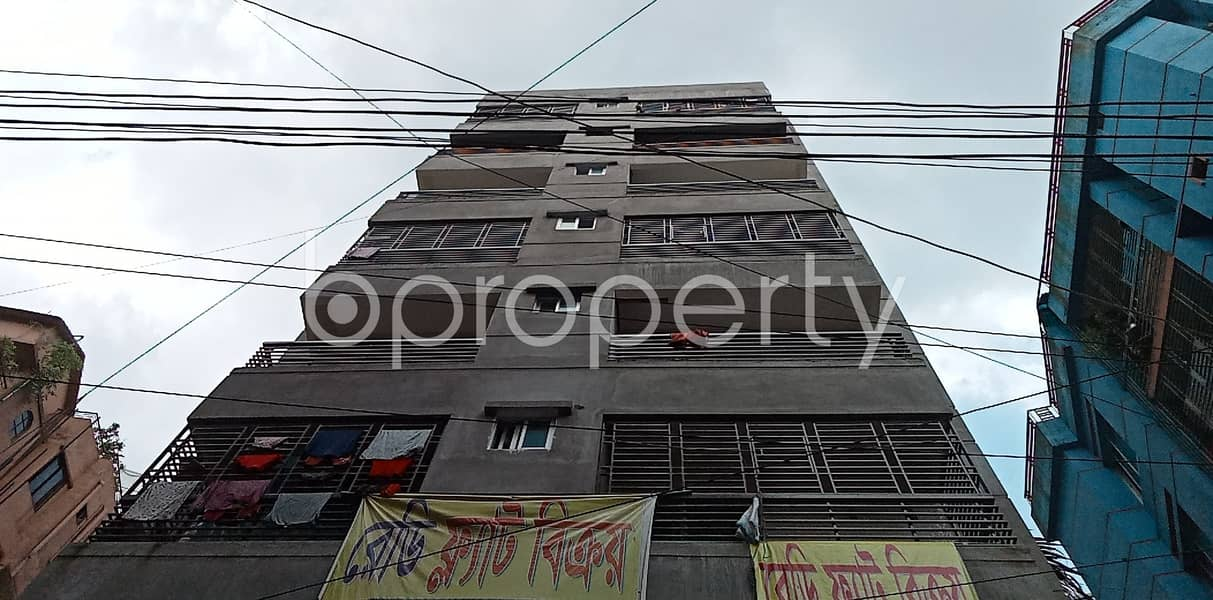 We Got This Beautiful Flat Of 1100 Sq Ft For Rent In Ibrahimpur, Which Is Affordable.