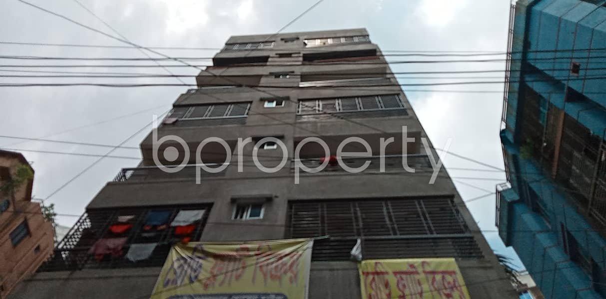 1200 Sq Ft Flat Is Up For Rent In Ibrahimpur
