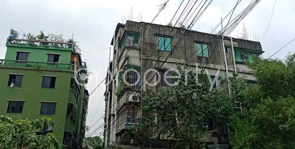 3 Bedroom Apartment for Rent in Halishahar, Chattogram - In The Beautiful Neighborhood In Anandadhara R/A , A 1200 Sq. Ft Flat Is Up For Rent