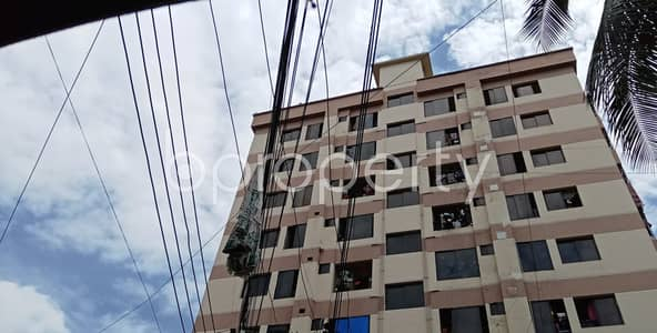 3 Bedroom Apartment for Rent in Halishahar, Chattogram - Tastefully Designed this 1224 SQ FT home is now vacant for rent in Halishahar