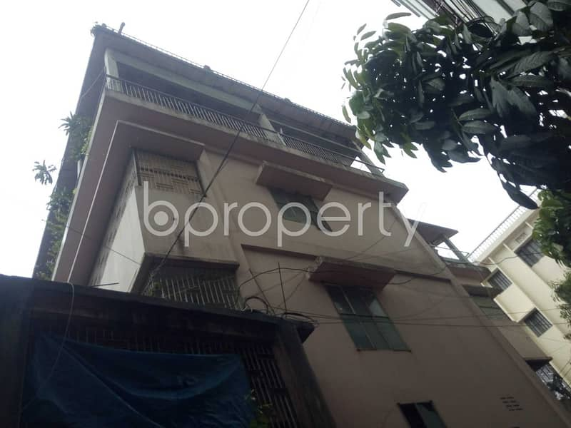When Location and Convenience is your priority this flat is for you which is 850 SQ FT for rent in 15 No. Bagmoniram Ward