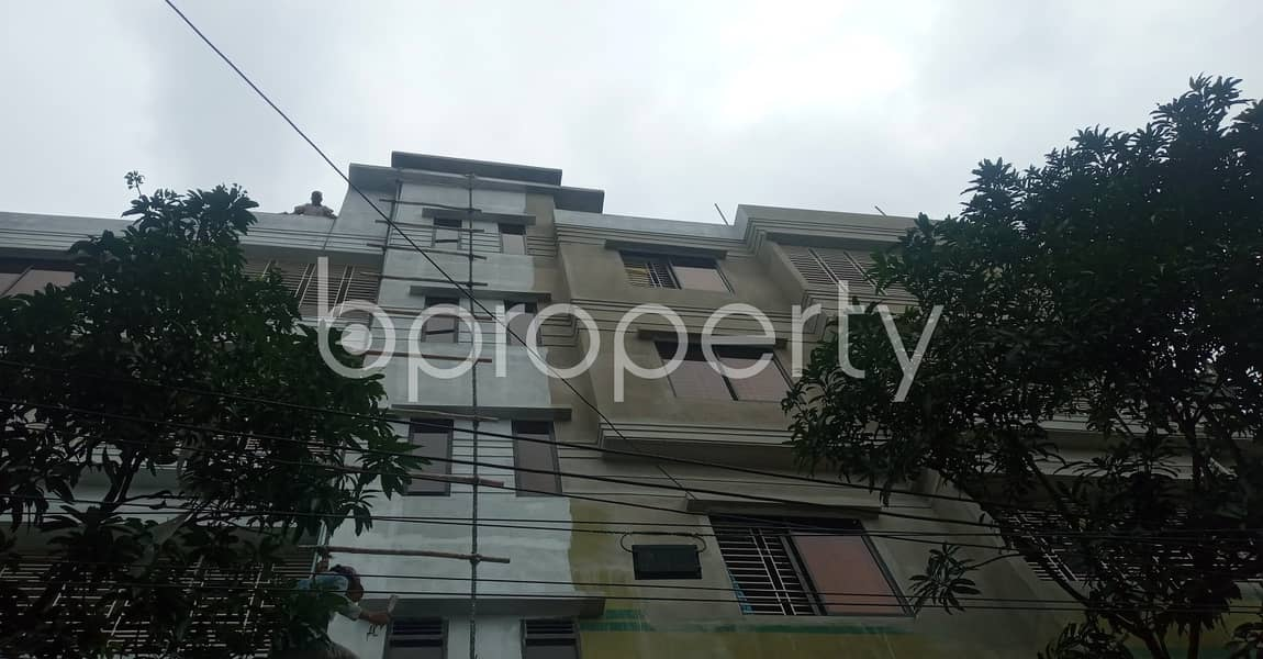 Smartly priced 700 SQ FT flat, that you should check in 11 No. South Kattali Ward