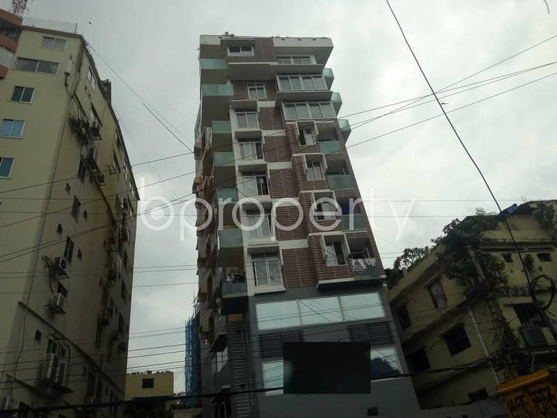 In 15 No. Bagmoniram Ward this flat is up for rent which is 1150 SQ FT