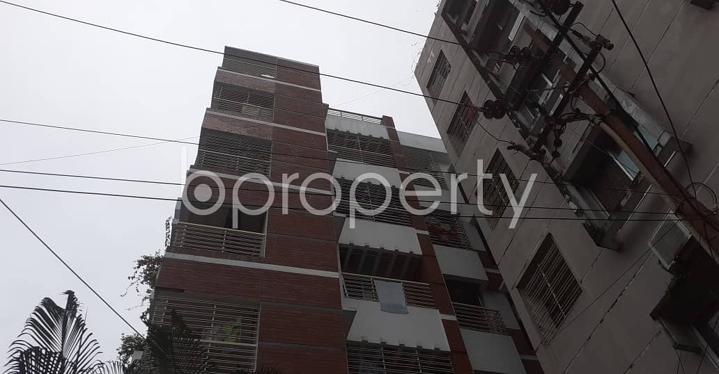 An Adequate And Cozy Flat Is Ready For Rent At Al-falah Housing Society