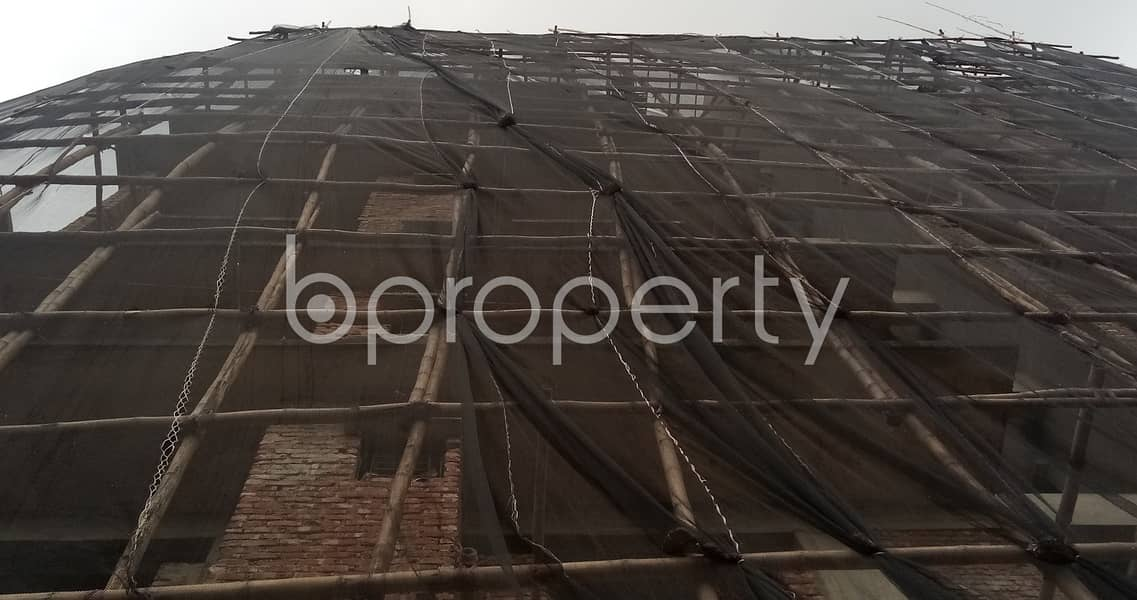 In 4 No Chandgaon Ward A Standard 2 Bedroom-2 Bathroom Flat Is For Rent