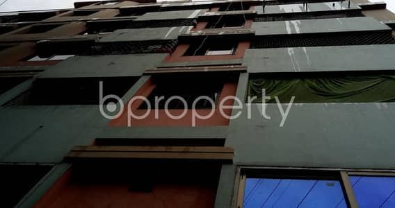 ভাড়ার জন্য BAYUT_ONLYএর ফ্ল্যাট - ৪ নং চাঁদগাও ওয়ার্ড, চিটাগাং - A well-featured rental 800 SQ FT residential property is ready for you to own at Bahaddarhat