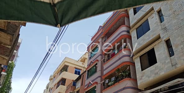 2 Bedroom Flat for Rent in Halishahar, Chattogram - A very beautiful 900 SQ FT residence is now available for rent in Halishahar