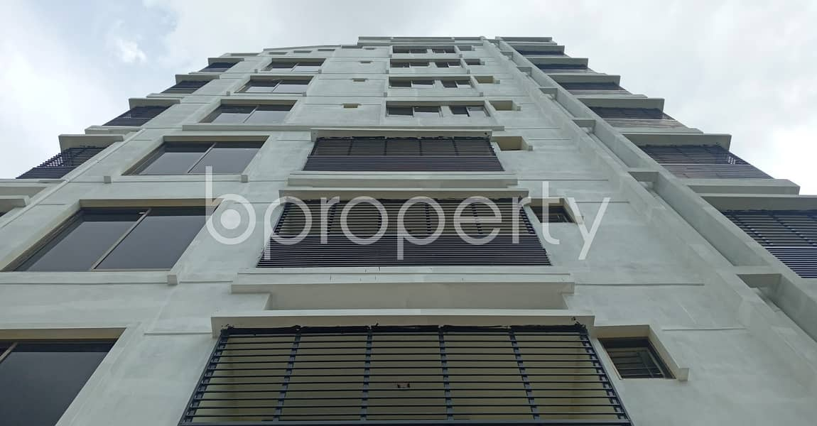 950 SQ FT road sided apartment for rent in Bakalia