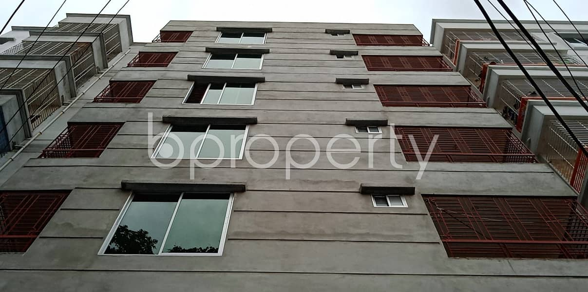 Amazing 1100 Sq Ft Ready Flat For Sale In South Banasree