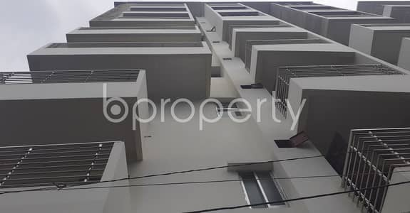3 Bedroom Apartment for Rent in Jalalabad Housing Society, Chattogram - Make this 1450 SQ FT rental family residence yours located at Jalalabad Housing Society