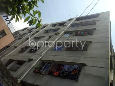 বিক্রয়ের জন্য BAYUT_ONLYএর অ্যাপার্টমেন্ট - রামপুরা, ঢাকা - Grab This 1250 Sq Ft Flat For Sale In Rampura