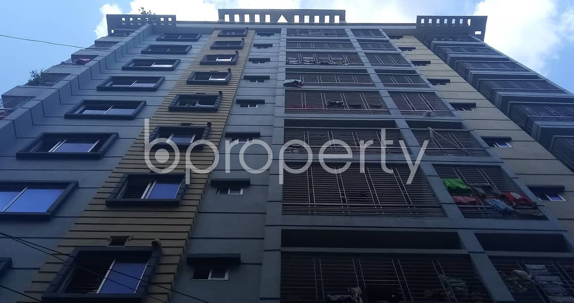 View This 1350 Sq Ft Flat Ready To Sale In Mirpur