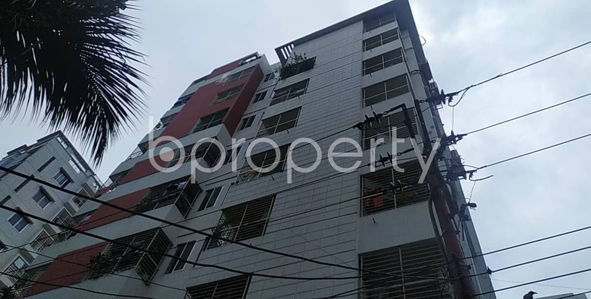 1050 Sq Ft Ready Flat For Sale At Bayazid