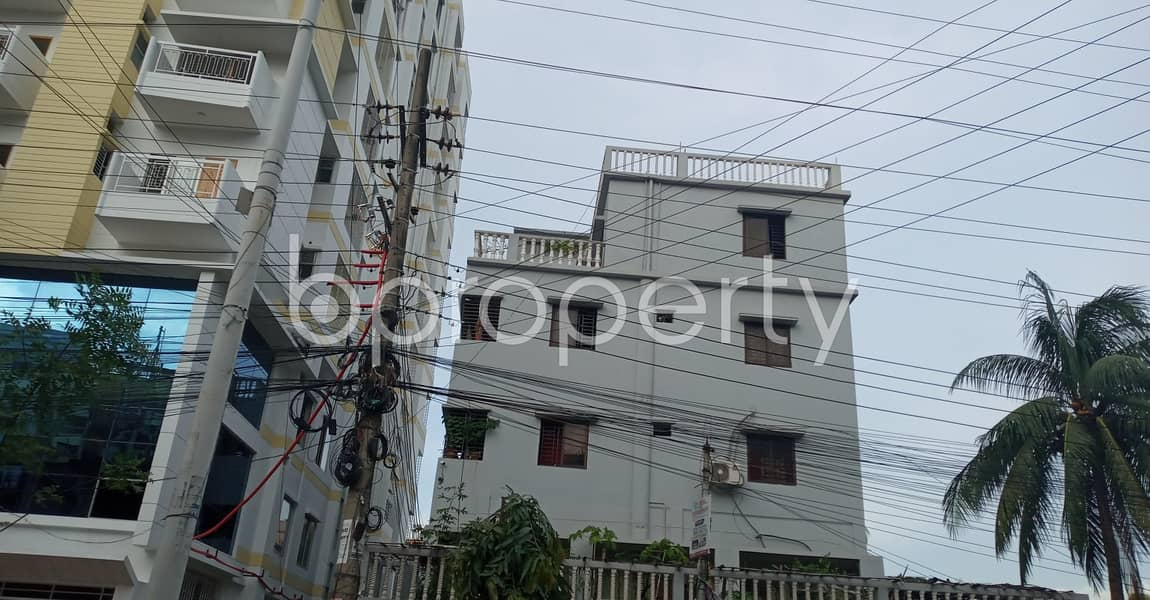 Bringing you a 850 SQ FT home for rent, in Muradpur