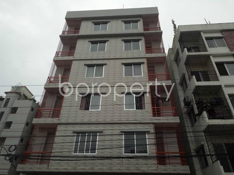 Bringing you a 900 SQ FT home for rent, in Uttara 12