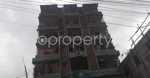 2 Bedroom Apartment for Rent in Dakshin Khan, Dhaka - A very reasonable 700 SQ FT residential home is up for rent located at Goaltek