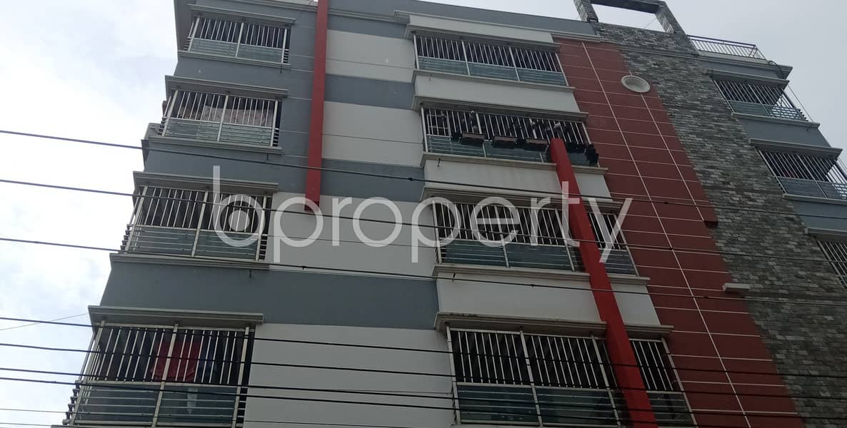 Bringing you a 2500 SQ FT apartment for rent, in Halishahar
