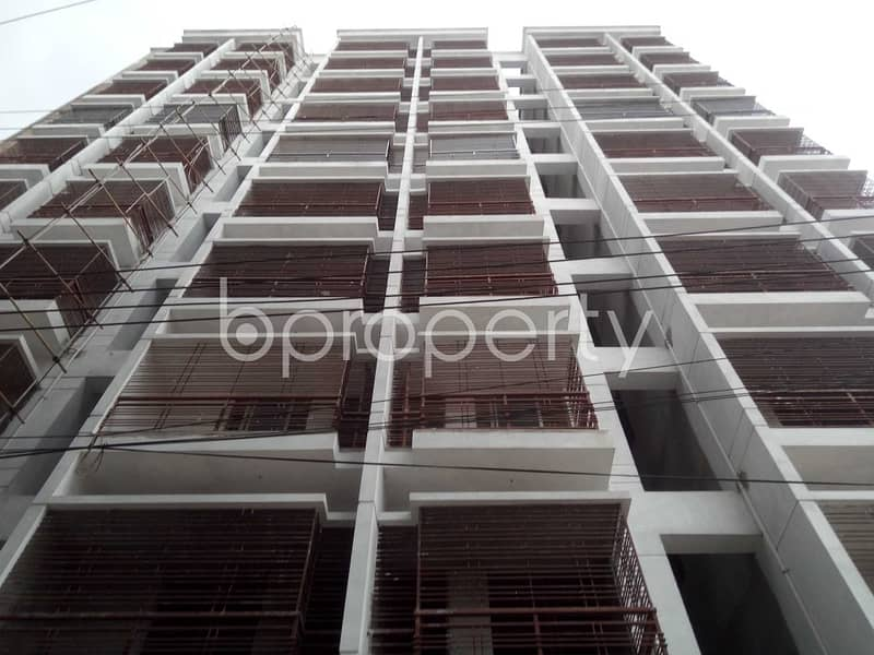 1200 Square Feet Ready Apartment For Sale In Mirpur