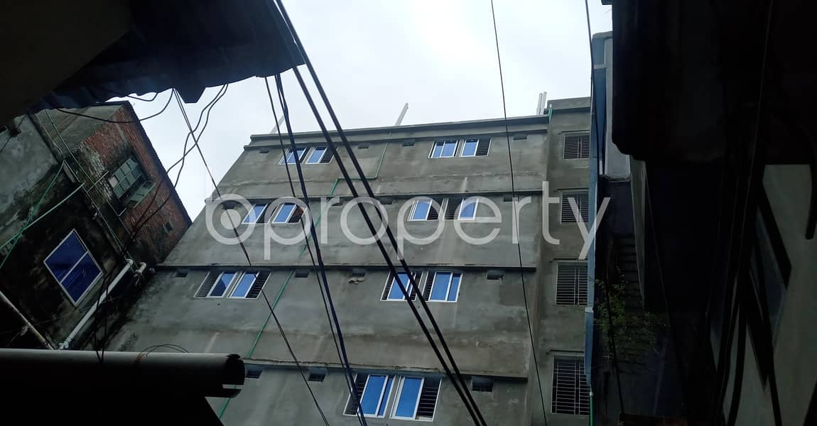 This 460 Sq Ft Apartment Is Ready To Rent In Patenga