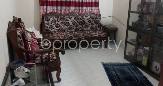 3 Bedroom Apartment for Rent in Mohammadpur, Dhaka - Attractive Apartment Of 1250 Sq Ft Is Up For Rent At Mohammadi Housing Ltd.