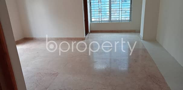 3 Bedroom Flat for Rent in Ibrahimpur, Dhaka - Attractive Apartment Of 1600 Sq Ft Is Up For Rent At North Ibrahimpur