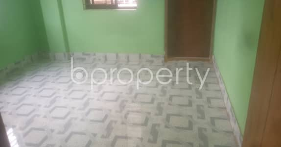 2 Bedroom Apartment for Rent in Mohammadpur, Dhaka - This 700 Sq Ft Flat Is Up For Rent Within Your Affordability, Is Located At Bochila