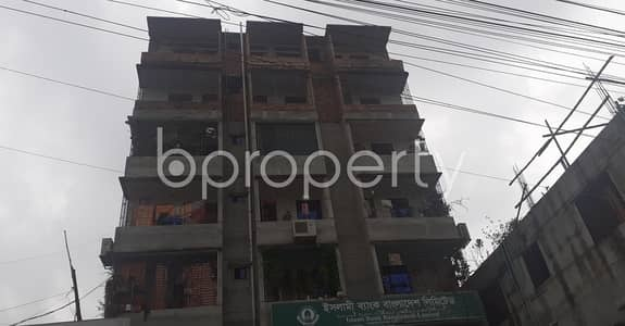 2 Bedroom Apartment for Rent in Dakshin Khan, Dhaka - This 700 Sq Ft Flat Is Up For Rent Within Your Affordability, Is Located At Dakshin Khan