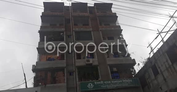 2 Bedroom Flat for Rent in Dakshin Khan, Dhaka - Wonderful Flat Of 700 Sq Ft Is Available For Rent In Goaltek, Dakshin Khan