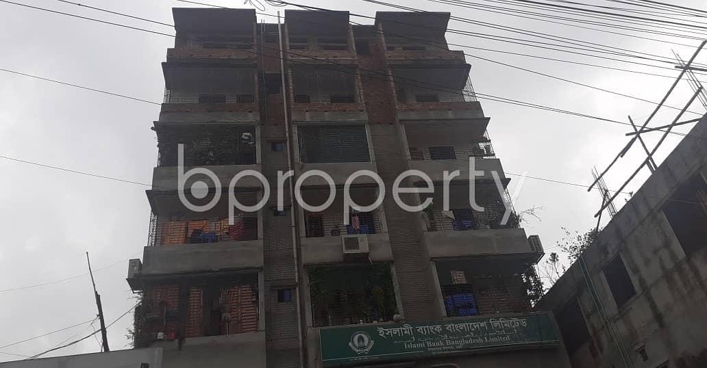 Wonderful Flat Of 700 Sq Ft Is Available For Rent In Goaltek, Dakshin Khan