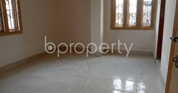 2 Bedroom Flat for Rent in Rampura, Dhaka - Look At This Nice 950 Sq Ft Flat Is Up For Rent At West Rampura
