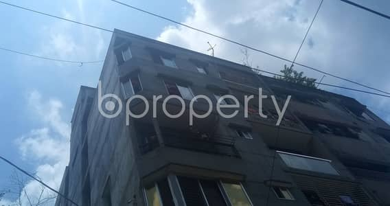 2 Bedroom Flat for Rent in Mohammadpur, Dhaka - Get This Cozy 600 Sq Ft Flat For Rent In Aziz Moholla, Mohammadpur