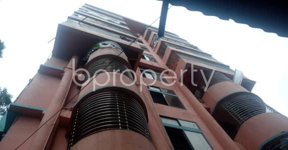 1 Bedroom Flat for Rent in Halishahar, Chattogram - 500 Sq Ft Apartment For Rent In Bandartila