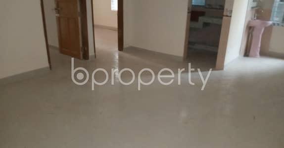 ভাড়ার জন্য BAYUT_ONLYএর ফ্ল্যাট - বাড্ডা, ঢাকা - There Is 2 Bedroom Nice Apartment Up To Rent In The Location Of Khilbari Tek Road.