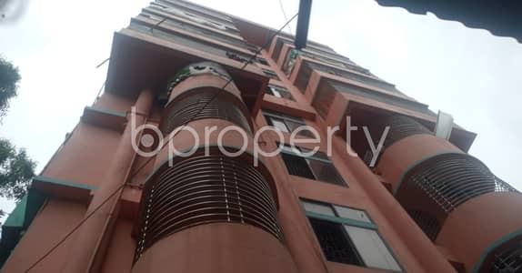 1 Bedroom Apartment for Rent in Halishahar, Chattogram - Look At This Nice 500 Sq Ft Flat Is Up For Rent At Bandartila