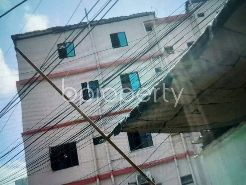 Apartment Of 750 Sq Ft For Rent In Double Mooring