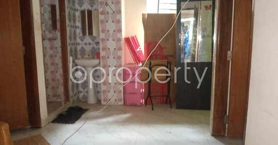 2 Bedroom Apartment for Rent in Rampura, Dhaka - In West Rampura, A Tasteful Apartment Of 2 Bedroom Is Now For Rent