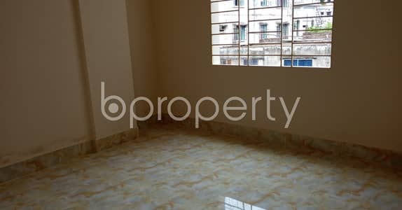 2 Bedroom Flat for Rent in Rampura, Dhaka - 800 Sq Ft Well Defined Flat Which Is Up For Rent In West Rampura