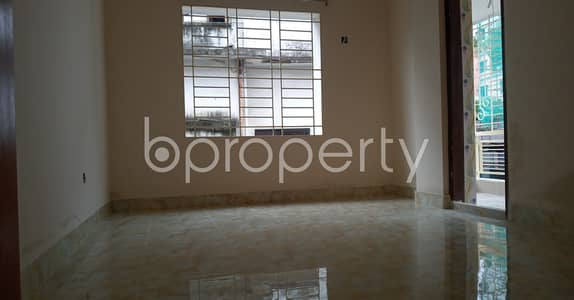 2 Bedroom Apartment for Rent in Rampura, Dhaka - In West Rampura, An Exquisite Apartment Of 2 Bedroom Is Now For Rent