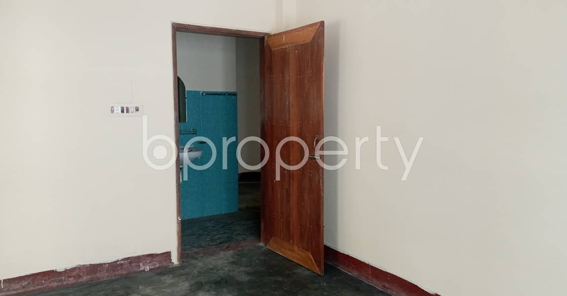 This 1500 Sq. Ft. -3 Bedroom Flat Is Up For Rent At Shahjalal Upashahar .