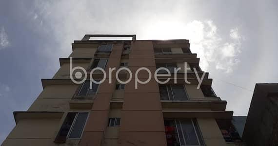 বিক্রয়ের জন্য BAYUT_ONLYএর অ্যাপার্টমেন্ট - আদাবর, ঢাকা - Flat For Sale Covering A Beautiful Area In Sunibir Housing Society, Adabor .