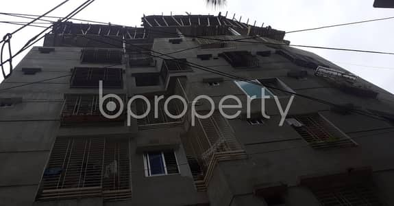 2 Bedroom Flat for Sale in Mirpur, Dhaka - This Flat In Middle Monipur Near To Baitur Rowshan Jame Masjid With A Convenient Price Is Up For Sale